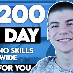 Make $1200/Day As A Broke Beginner (2020 EASIEST Way To Make Money Online)