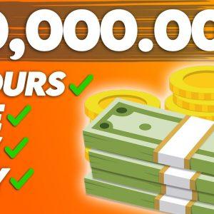 Earn $10,000 For Free | Full Make Money Online Tutorial (2021)