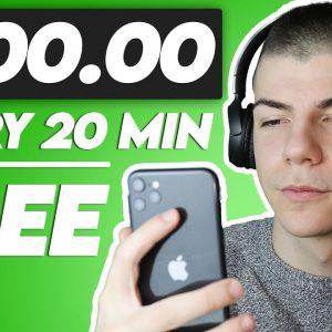 Earn $700.00 Per 20 Min | Watch & Share FREE Videos (Make Money Online)