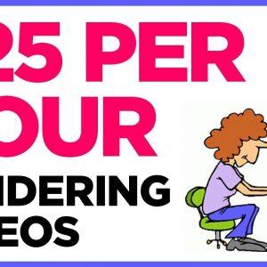 How To Make Money Rendering Videos Online