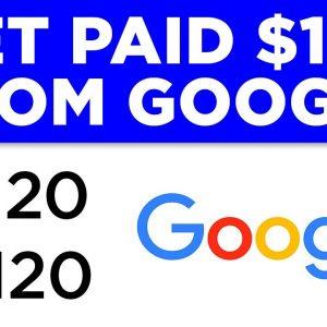 Make $120 Per Day On Google (Simple Copy & Paste) Make Money Online