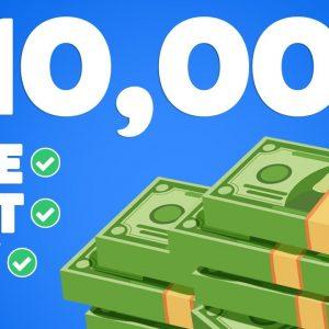 Make Your First $10,000 Online | Full Make Money Online Tutorial
