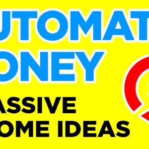 5 Passive Income Streams For Automatic Money in 2018