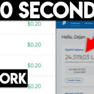 Automatic $1.00 Per 20 Seconds [UNLIMITED] | Passive Income
