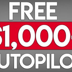 Earn $1,000.00+ In PayPal Money Again & Again! (FREE)