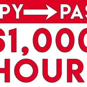 Earn $1,000+ In 60 MINS Just Copy & Paste! (FREE)