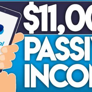 Earn $528.80 In 24 Mins Again & Again! (Passive Income)
