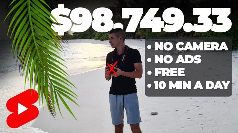 Earn Money Using YouTube Shorts (NO FILMING | NO FACE)