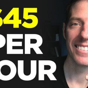 Earn Per Hour Testing Websites & Apps (Easy)