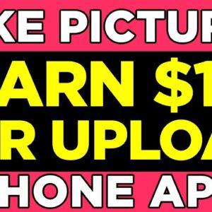 Earn Per Upload - Make Money Taking Pictures (Legit Apps)