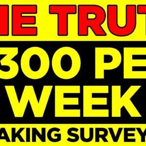 Earn Per Week - Best Paid Surveys For Money (Top 3 sites)