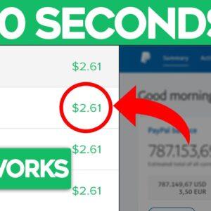 Free $2.61 Per 30 Seconds [NO LIMIT] | Passive Income 2020