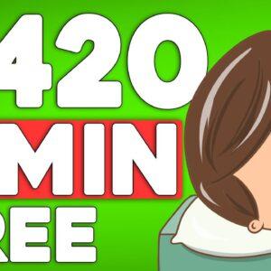 Get $420 In 8 Mins Over & Over! (Make Money Online 2020)