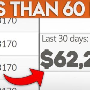 Make $3170 Per Hour of Work! (Make Money Online)