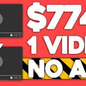 Make $500+ Per YouTube Video You Repost (NO AD REVENUE)