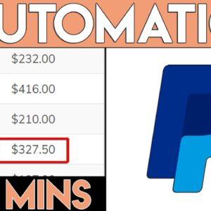 Make Money On Autopilot NO WORK! ($230 In 5 Mins)