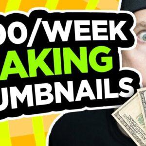 Make Money Selling Video Thumbnails - $400+