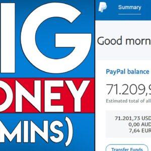 Make QUICK & BIG Money Online In 2020