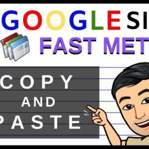How To Copy A Google Site (Step-By-Step Tutorial)